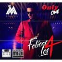 Felices los 4 - Maluma - Midi File (OnlyOne)