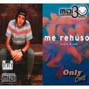 Me Rehuso - Danny Ocean - Midi File (OnlyOne)